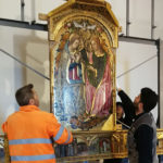 """Torna a Sant'Elpidio a Mare il polittico """"Incoronazione della Vergine"""""""