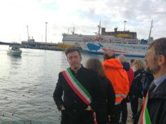 Stefano Berdini a Livorno per ricordare le vittime della Moby Prince
