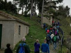 Giornata dedicata alla Montagna Sacra a Smerillo