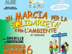 Marcia per la solidarietà e per l'ambiente 2018