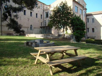 Giardini di via Brunforte riqualificati a Fermo