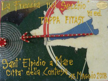 La freccia nel secchio a Sant'Elpidio a Mare