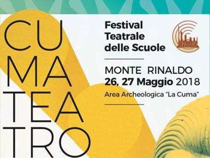"""Festival teatrale delle scuole """"Cumateatro"""""""