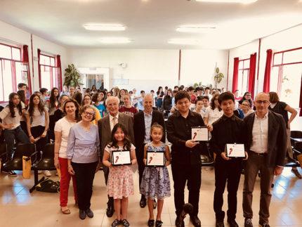 Incontro alla scuola ISC Nardi di Porto San Giorgio per i giovani musicisti in gara al Postacchini