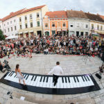 Arte in strada al Veregra Street Festival di Montegranaro