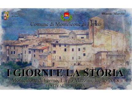I giorni e la storia - festival a Monteleone di Fermo