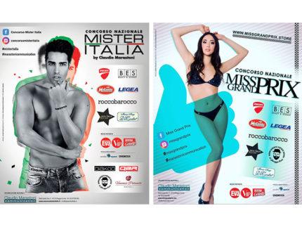 Mister Italia e Miss Grand Prix