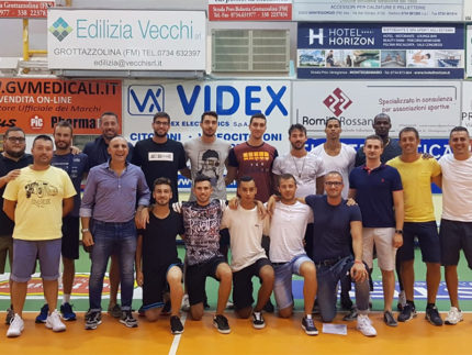 Raduno M&G Videx Grottazzolina 2018/19