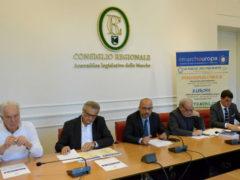Conferenza stampa per #Marcheuropa