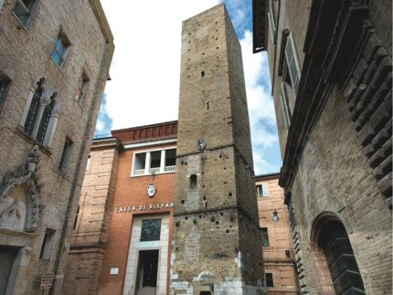 Torre e Palazzo Matteucci - sede Carifermo