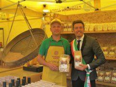 Diletti e Berdini: Sant'Elpidio a Mare presente al Villaggio Coldiretti di Roma