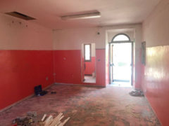 Lavori in corso per il nuovo museo archeologico a Torre di Palme di Fermo