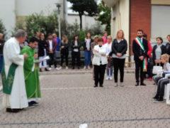 Festa dei nonni a Cascinare di Sant'Elpidio a Mare - Messa in piazza