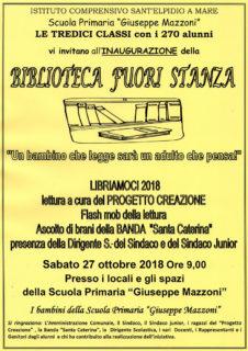 Libriamoci 2018 a Sant'Elpidio a Mare - locandina