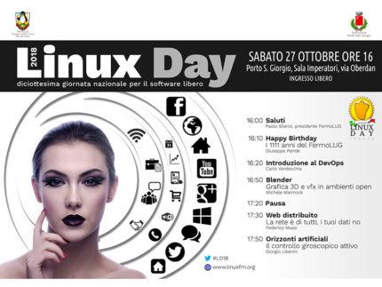 Linux Day a Porto San Giorgio