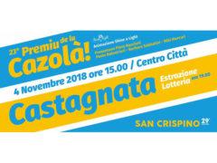 Premiu De Lu Cazolà e Castagnata a Porto Sant'Elpidio