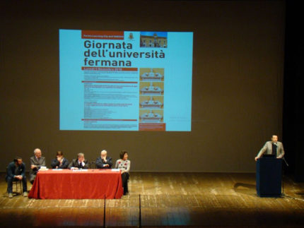 Giornata dell'università fermana