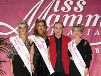 Miss Mamma Italiana - vincitrici selezione di Montegranaro