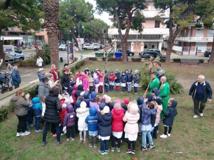 Festa dell'albero a Porto San Giorgio