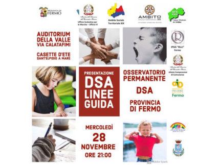 Incontro sulle linee guida sui disturbi specifici dell'apprendimento a Sant'Elpidio a Mare