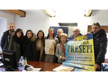 Presentazione Presepi in Villa a Porto Sant'Elpidio