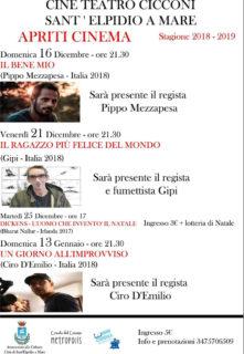 Apriti Cinema a Sant'Elpidio a Mare - locandina