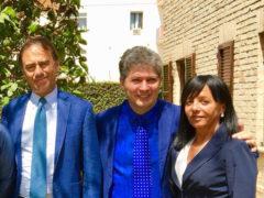 Andrea Cangini, Marcello Fiori, Jessica Marcozzi (Forza Italia)