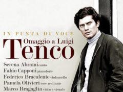 In punta di voce - Omaggio a Luigi Tenco a Sant'Elpidio a Mare