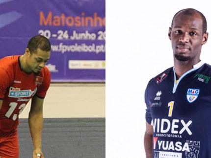 Valdir De Sousa Sequeira e Raydel Poey Romero
