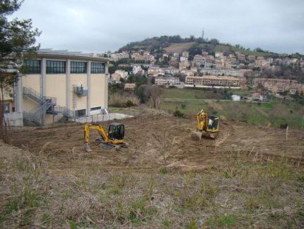 Partiti lavori per nuovo polo scolastico di Fermo
