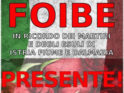 Giornata del Ricordo: a Fermo commemorazione italiani vittime delle Foibe e dell'Esodo
