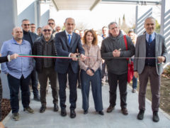Vivaservizi, inaugurazione Ufficio Tecnico Jesi