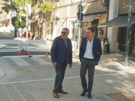 Massimo Silvestrini e Nicola Loira