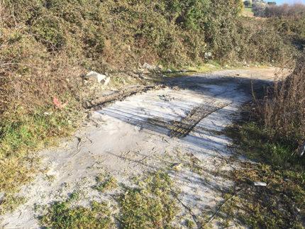 Sversamento illecito rifiuti a Porto San Giorgio