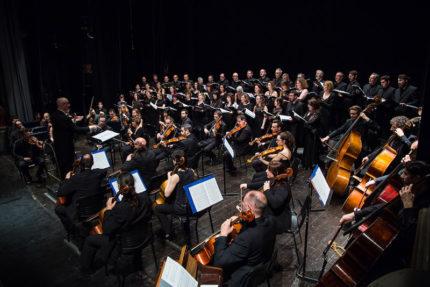 FORM impegnata in Choralia, diretta da Marco Berrini