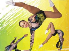 Campionati interregionali di ginnastica aerobica a Porto Sant'Elpidio