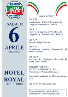 Congresso provinciale Forza Italia Fermo