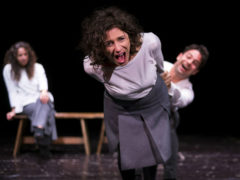 Play Time. Senza trama e senza finale, della compagnia Teatro Nuovo Melograno