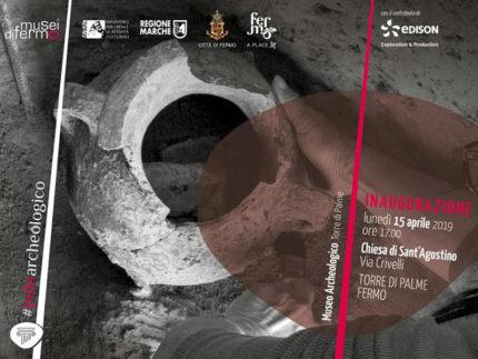 Inaugurazione Museo Archeologico a Torre di Palme di Fermo
