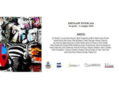 La mostra Artista Art Spoon a Porto Sant'Elpidio