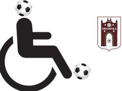 Raccolta fondi: la CPP Amandola dà un calcio alla disabilità