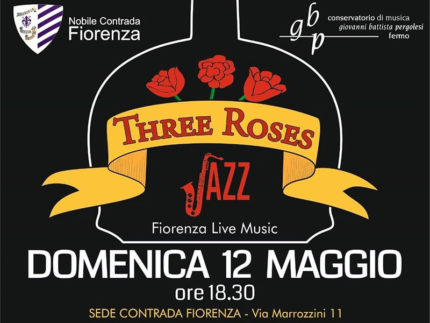 Three Roses Jazz - concerto a Fermo