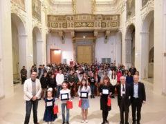 Giovani violinisti in gara al Postacchini si sono esibiti presso la Chiesa di San Filippo di Fermo