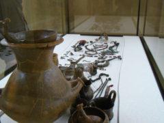 Museo archeologico a Torre di Palme di Fermo