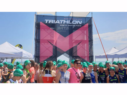 Triathlon a Porto Sant'Elpidio