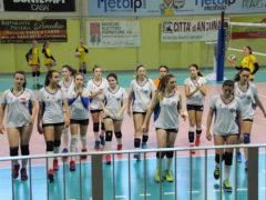 Don Celso Pallavolo Fermo Under 13 femminile
