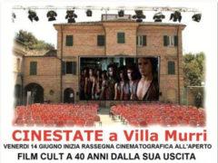 Cinestate 2019 a Villa Murri di Porto Sant'Elpidio
