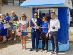 Inaugurazione Casetta dell'acqua a Sant'Elpidio a Mare