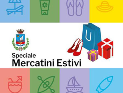 Mercatini estivi 2019 Porto Sant'Elpidio
