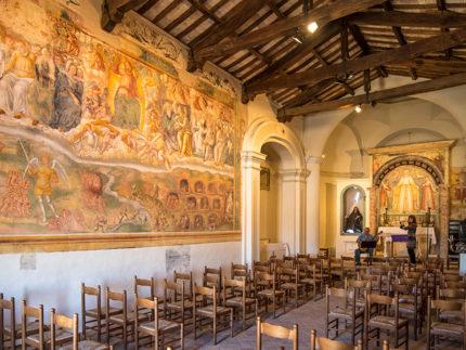 Chiesa della Madonnna della Misericordia di Monteleone di Fermo